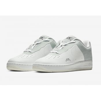 Chaussures Baskets basses Nike Air Force 1 Low x A Cold Wall White White / Light Grey – Black
