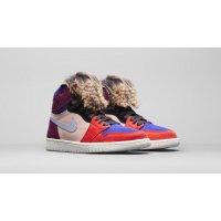Chaussures Baskets montantes Nike Air Jordan 1 High x Aleali May