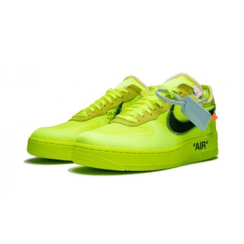 Chaussures Baskets basses Nike Air Force 1 Low x Off White