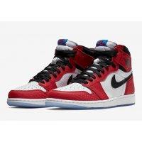 Chaussures Baskets montantes Nike Air Jordan 1 High Origin Story