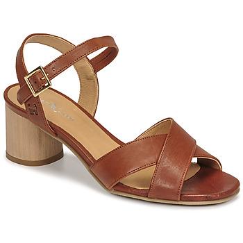 Chaussures Femme Sandales et Nu-pieds Vous avez oublié votre mot de passe ? Cliquez ici ODAINE Tan