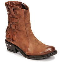 Chaussures Femme Boots Airstep / A.S.98 IGNIX Marron