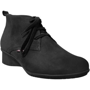 Chaussures Femme Bottines Mobils By Mephisto GABRIELLA Noir nubuck