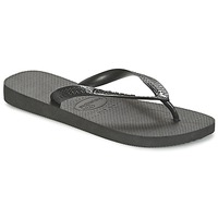 Chaussures Tongs Havaianas TOP Noir