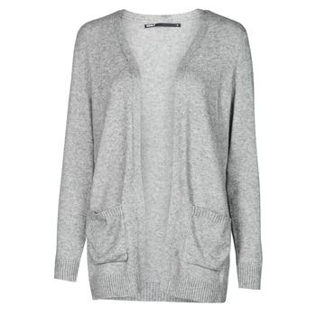 Vêtements Femme Gilets / Cardigans Only ONLLESLY Gris