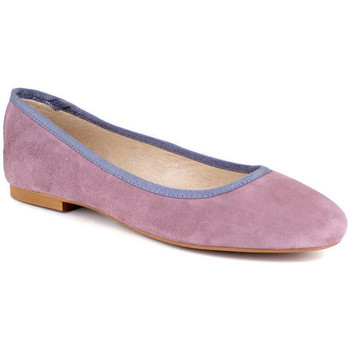 Chaussures Femme Derbies J.bradford JB-EUROPA MAUVE Violet