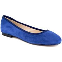 Chaussures Femme Derbies J.bradford JB-EUROPA MARINE Bleu