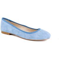 Chaussures Femme Derbies J.bradford JB-EUROPA BLEU CIEL Bleu