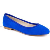 Chaussures Femme Derbies J.bradford JB-EUROPA BLEU Bleu