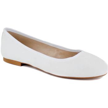 Chaussures Femme Derbies J.bradford JB-EUROPA BLANC Blanc