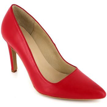 Chaussures Femme Escarpins J.bradford JB-GIULIANA ROUGE Rouge