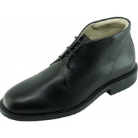 Chaussures Homme Boots Uniform-Shoes London Alarm Free Bottines Steward Noir