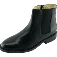 Chaussures Homme Boots Uniform-Shoes Norwich Alarm Free Bottines Steward Noir