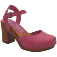 Chaussures Femme Escarpins My Clogs MY127 Fuxia
