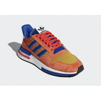 Chaussures Baskets basses adidas Originals ZX Flux 500 RM x DBZ