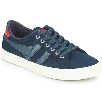 Chaussures Femme Baskets basses Gola TENNIS MARK COX Bleu / Rouge