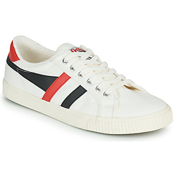 Chaussures Homme Baskets basses Gola TENNIS MARK COX Blanc / Noir / Rouge