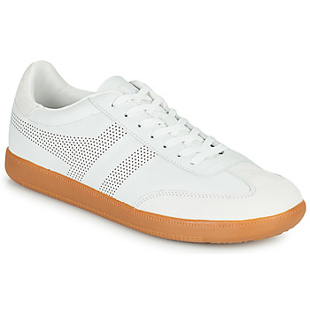 Chaussures Homme Baskets basses Gola ACE LEATHER Blanc