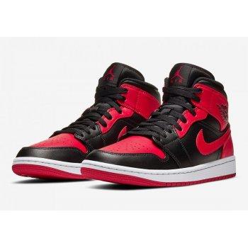 Chaussures Baskets montantes Nike Air Jordan 1 Mid