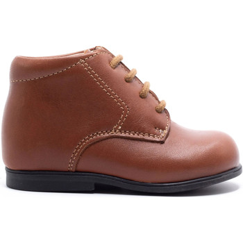 Chaussures Enfant Boots Boni & Sidonie Chaussure bébé premier pas en cuir - BABY Cuir naturel