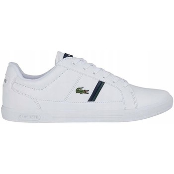 Chaussures Homme Baskets basses Lacoste Europa Blanc