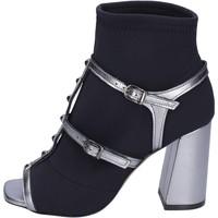 Chaussures Femme Bottines Stephen Good BJ119 Noir