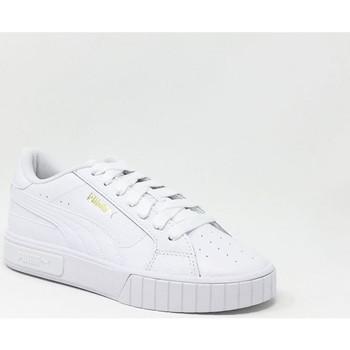 Chaussures Baskets basses Puma CALI STAR BLANC Blanc