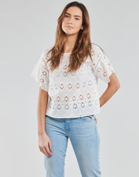 Vêtements Femme Tops / Blouses Betty London OCHERIE Blanc