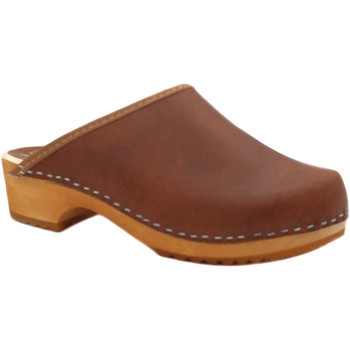 Chaussures Femme Sabots My Clogs MY64 Marron