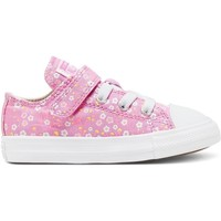 Chaussures Fille Baskets basses Converse Chaussures Sportswear Baby  Chuck Taylor All Star 1v Ox Rose