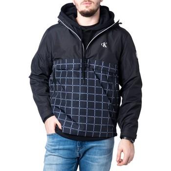 Vêtements Homme Blousons Calvin Klein Jeans J30J315688 Noir