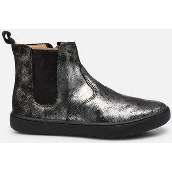 Chaussures Fille Bottines Shoo Pom PLAY CHELSEA AEGEAN Gris