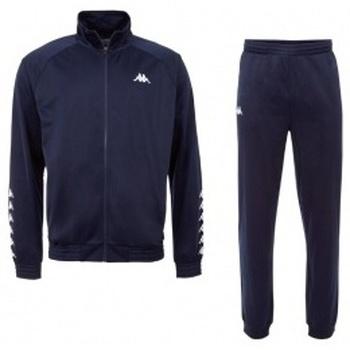 Vêtements Homme Ensembles de survêtement Kappa Till Training Suit bleu