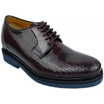 Chaussures Homme Derbies Zerimar GEORGIA Rouge