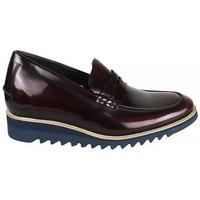 Chaussures Homme Mocassins Zerimar GABÓN Rouge