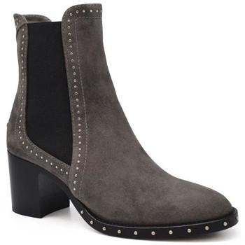Chaussures Femme Bottines Jimmy Choo  Gris