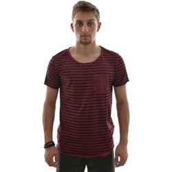 Vêtements Homme T-shirts manches courtes Tom Tailor tee shirt  1031393 t-shirt,1/2 rouge rouge