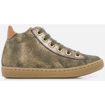 Chaussures Fille Baskets montantes Shoo Pom PLAY HI MAX vert