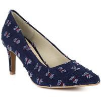 Chaussures Femme Escarpins Loca Lova INDEPENDANTE FITO Bleu