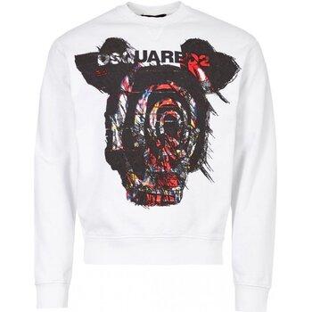 Vêtements Homme Sweats Dsquared S71GU0312 Blanc
