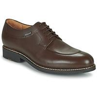 Chaussures Homme Derbies Pellet MAGELLAN Marron