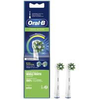 Beauté Accessoires visages Oral-B Cross Action Cabezales