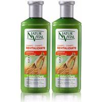 Beauté Shampooings Natur Vital Champú Sensitive Revitalizante Coffret 2 X 300 Ml
