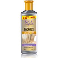 Beauté Shampooings Natur Vital Champú Matizante Silver Blonde