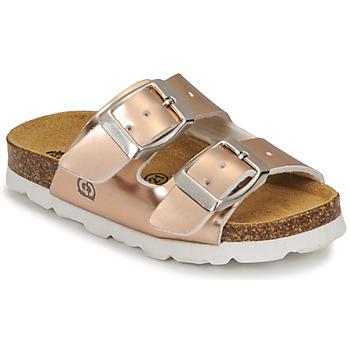 Chaussures Fille Mules Citrouille et Compagnie MISTINGUETTE Bronze