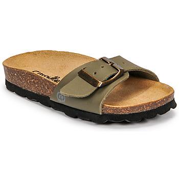 Chaussures Garçon Mules Citrouille et Compagnie OKIKOU Kaki