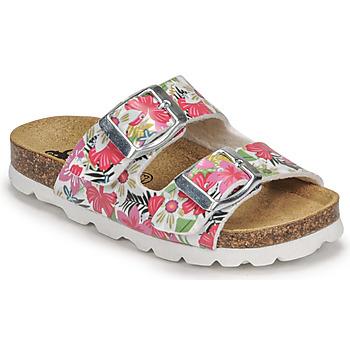 Chaussures Fille Mules Citrouille et Compagnie MISTINGUETTE Multicolor