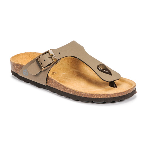 Chaussures Garçon Mules Citrouille et Compagnie OKOKO Kaki