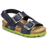 Chaussures Garçon Sandales et Nu-pieds Citrouille et Compagnie KELATU Marine