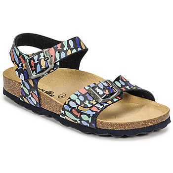 Chaussures Garçon Sandales et Nu-pieds Citrouille et Compagnie RELUNE Multicolore